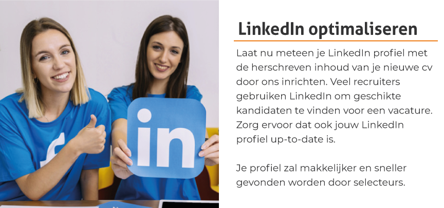 LinkedIn optimaliseren