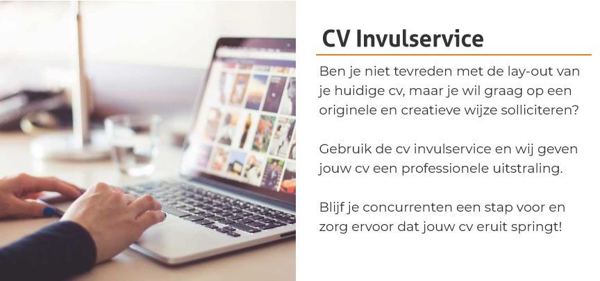 CV invulservice