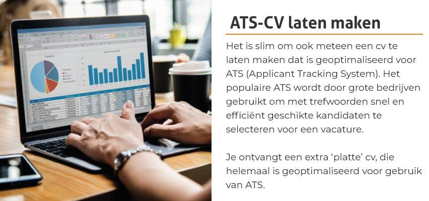 CV voor ATS
