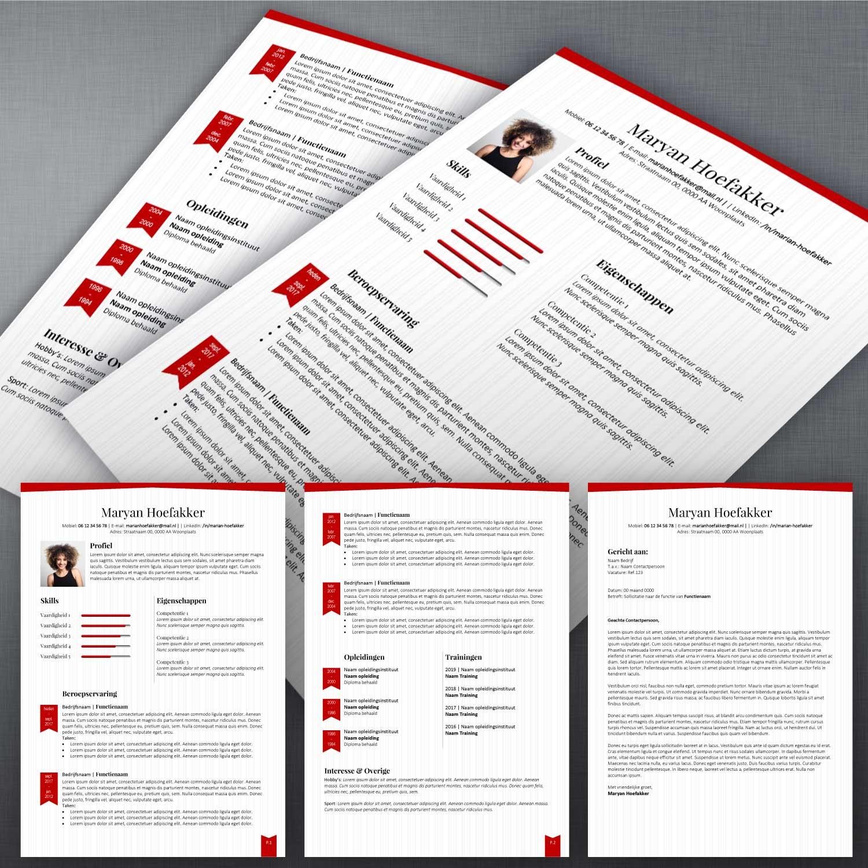 CV format 50
