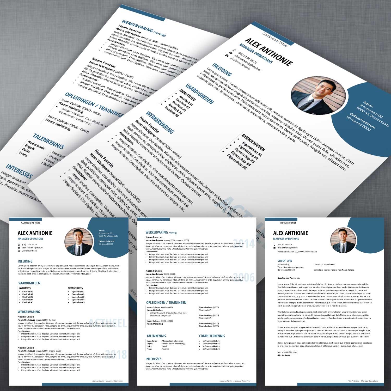 CV format 51