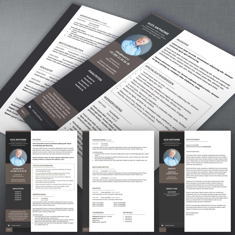 CV format 53
