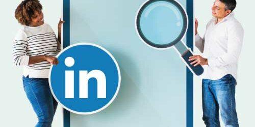 Een aantrekkelijk LinkedIn pagina
