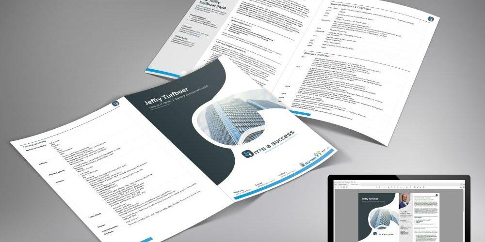 Ontworpen-zzp-portfolio-cv-voor-Its-a-succes