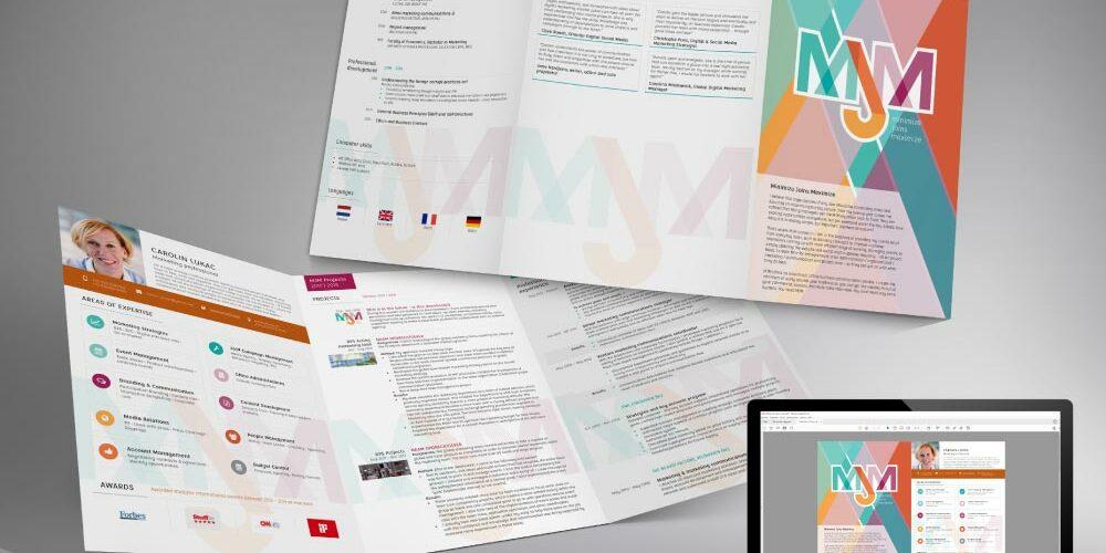 Ontworpen-zzp-portfolio-cv-voor-MJM