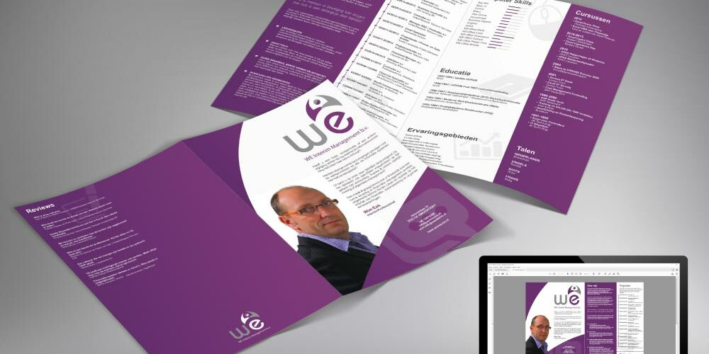 Ontworpen-zzp-portfolio-cv-voor-WE-Interim-Management